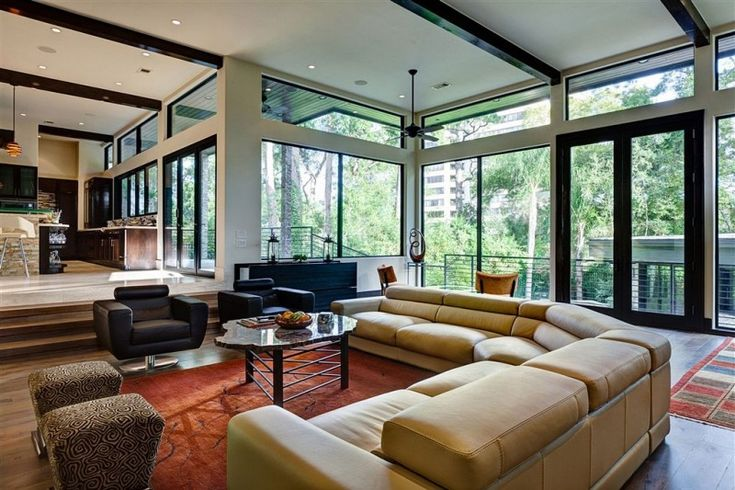 The Leblanc-Cox Residence by Charles Todd Helton | HomeDSGN, a daily source for inspiration and fresh ideas on interior design and home decoration.