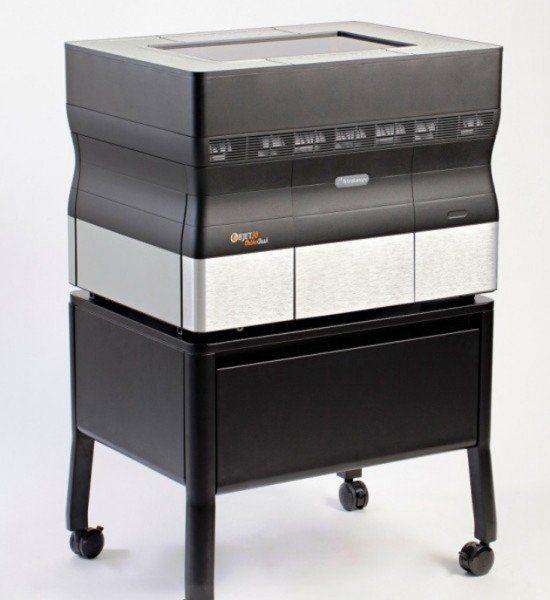 """3D-принтер Stratasys Objet 30 Orthodesk от американского  производителя """" Stratasys""""   совмещает в себе такие качества как:  Идеально подходит для применения в цифровой стоматологии.  Простота в использовании.  Невысокая цена по сравнению с конкурентами.  В качестве расходных материалов возможно использование фотополимерных смол. Печать осуществляется согласно технологии PolyJet.  #3d #3d_принтеры #3d_печать #3DMall #SLA #FDM #SLM  #3d_priner #3d_printing #3Д #Stratasys_Objet_30_ Orthodesk…"""