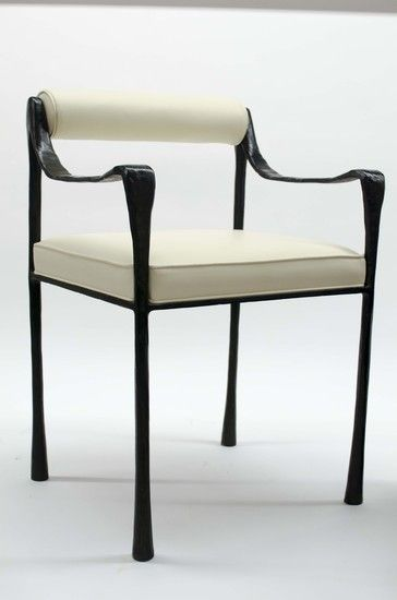 Shapley and sculpted. The DLV Designs Giac Dining Chair is stately and refined. Learn more here: http://ow.ly/nTAdw #bespokeglobal