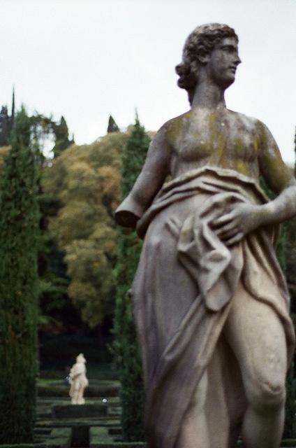 Giardino Giusti Verona 2012