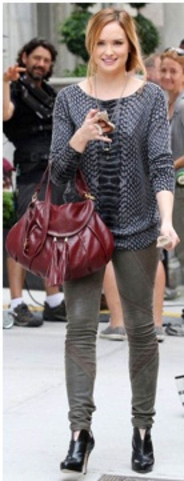 Celebrity Street Style of the Week: Kaylee DeFer, Ashley Tisdale,