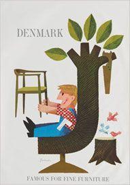 Denmark - Famous For Fine Furniture