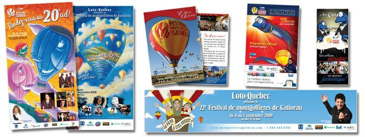 Festival de montgolfières Gatineau 2007, 2008