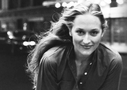 Meryl Streep for Vogue, 1978.