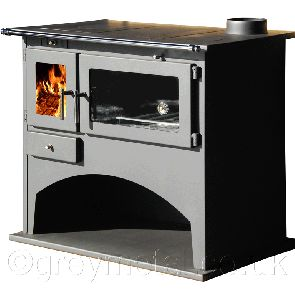 Viki eco 10.5kw cooker with oven and hob