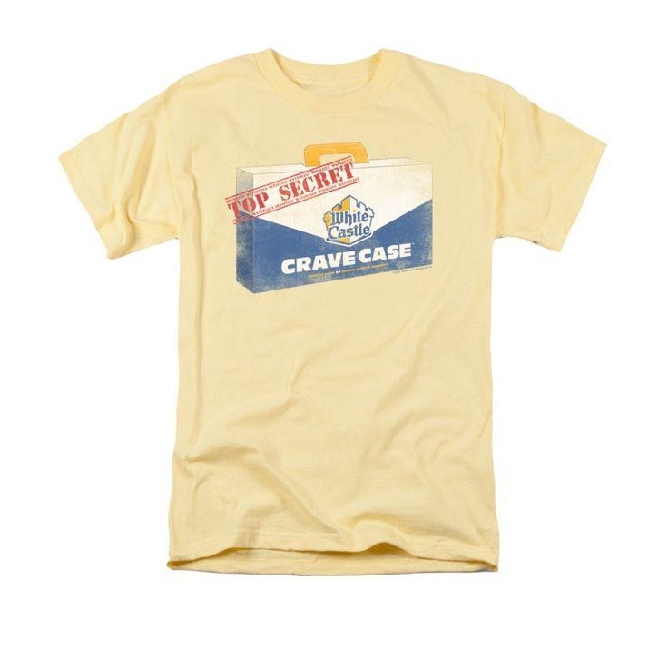 White Castle - Crave Case Adult Regular Fit T-Shirt