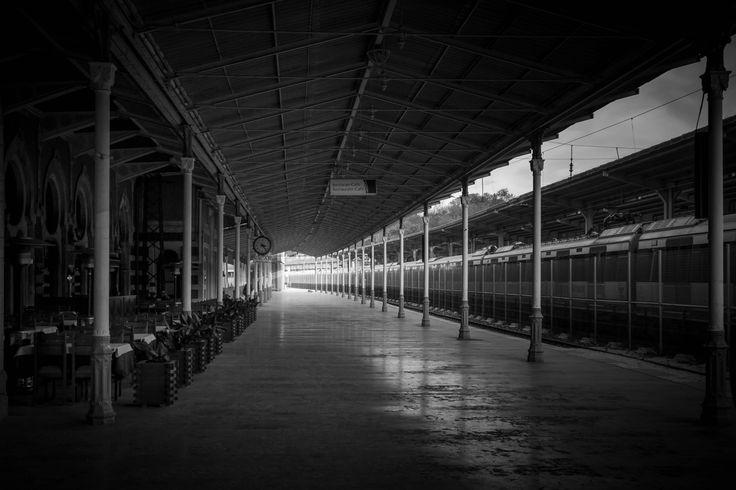 Waiting L'Orient Express - Sirkeci Train Station Istanbul