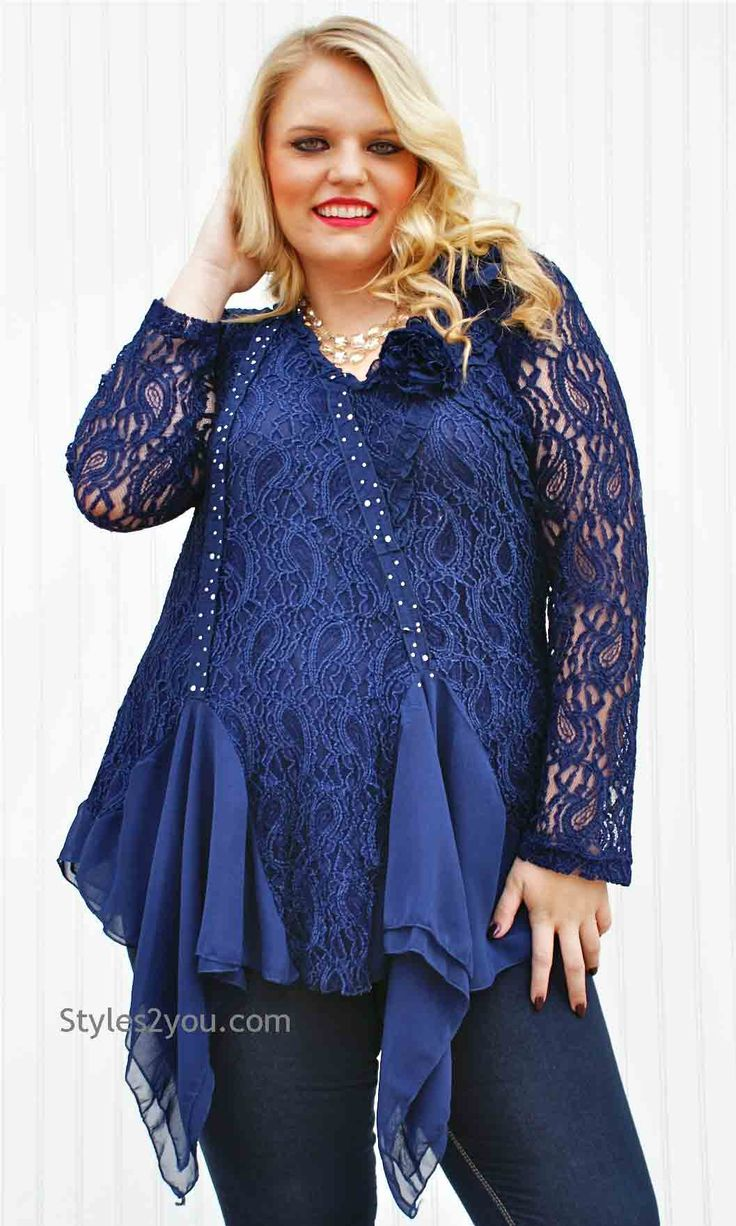 460 best PLUS SIZE images on Pinterest | Plus size, Ruffle shirt ...