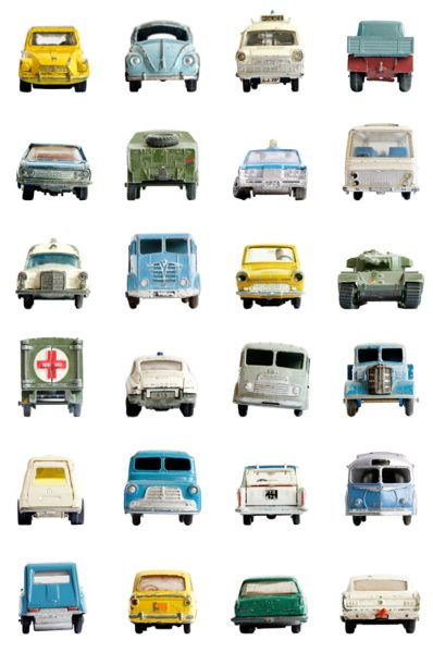 Cars wallpaper | Products | Studio ditte - Love this for an accent wall for Harlan's room.