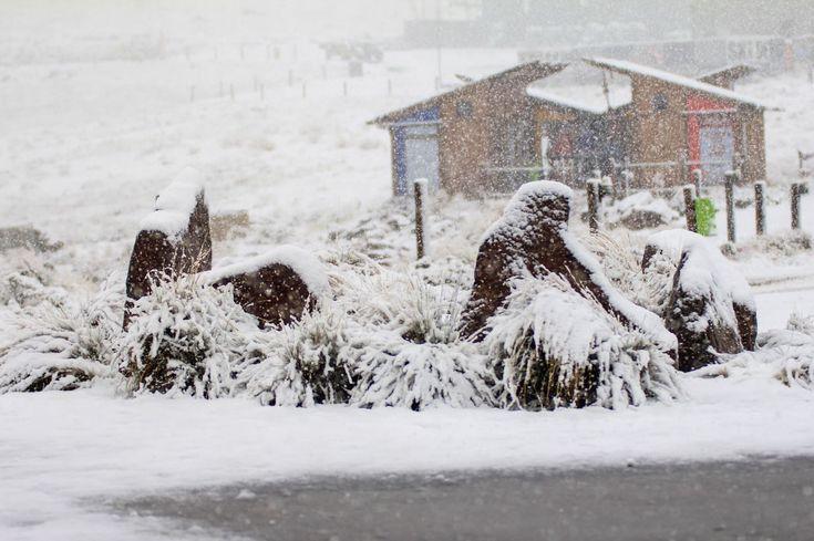 Snow in October 2017. www.afriski.net