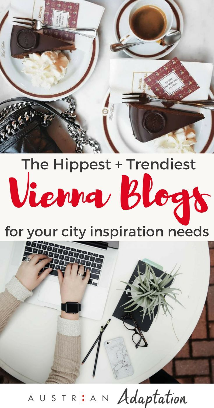 The best travel and lifestyle blogs to help you discover Vienna, according to a top travel blogger in Austria! Whether you're looking for the top things to do in #vienna , trendy spots in the city, fashion tips, photography, or the expat lifestyle...there is something for everyone. Check out these bloggers now & follow them on Instagram too! It's the best tool for planning a trip to Vienna - it's like having your own tour guide! #travelblog #travelblogger #Austria #city #traveltips