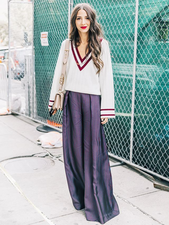 Maxi dress + sweater
