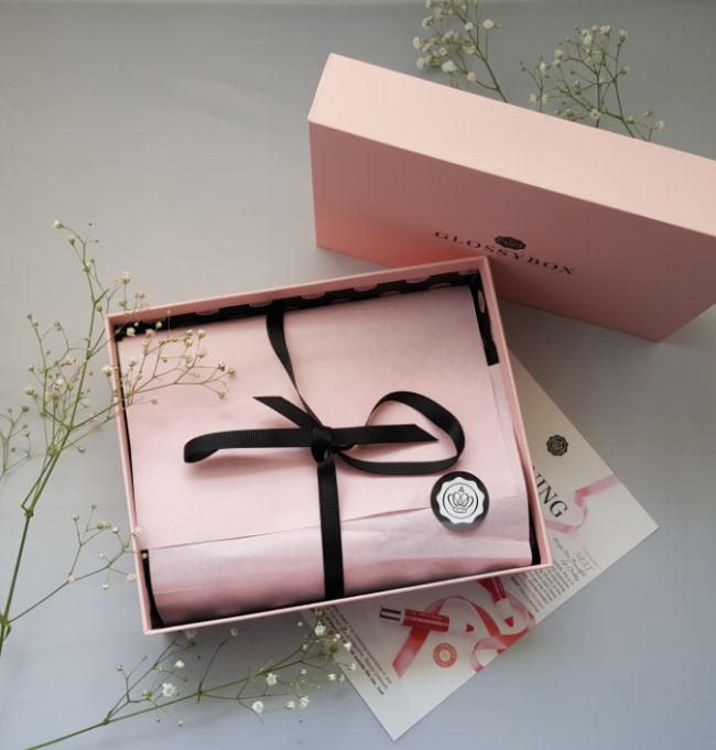Opening April GlossyBox with Beaufou Jewellery Box