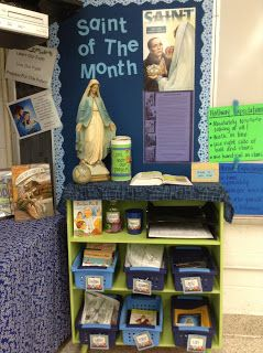Look to Him and be Radiant: Creating a Faith Corner in Your Classroom