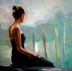 Edward B. Gordon A Painting A Day -