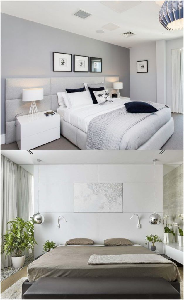 That S Why White Bedrooms Aren T Boring 31 Photos Modern Bedroom White Bedroom White Bedroom Modern