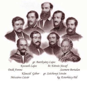 Batthyányi kormány(1848. március 23. – október 2.) – Magyarország első felelős Minisztériuma (kormánya) volt