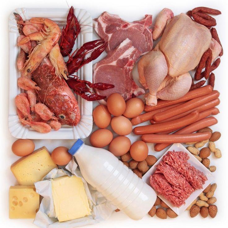 без животных белков диета
