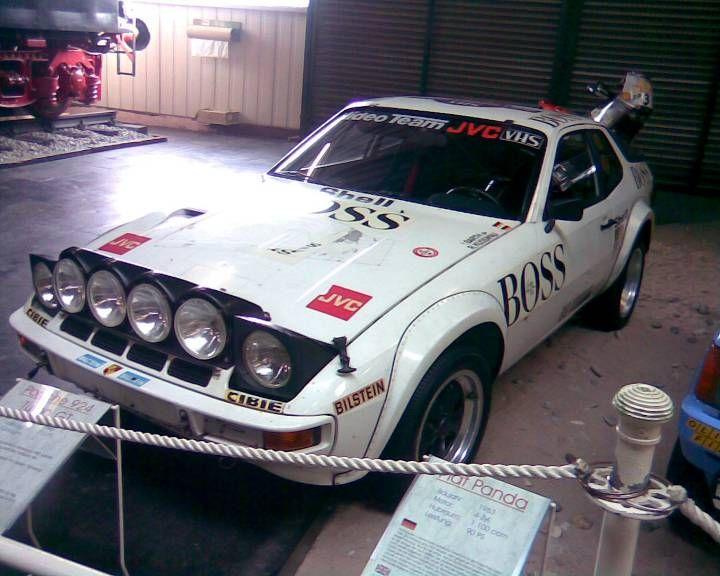 Porsche 924 Turbo, Technikmuseum Sinsheim