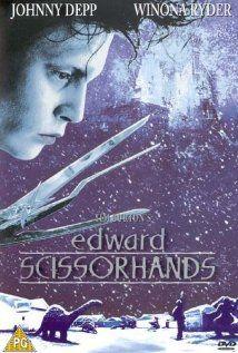 Edward Scissorhands: Awesome Movie, Classic Movie, Best Movie, Johnny Depp Movie, Edward Scissorhands, Good Movie, Edward Sissorhand, Tim Burton, Favorite Movie