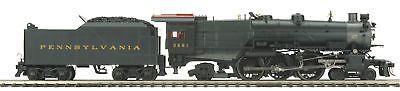 MTH 80-3238-1 HO Pennsylvania 4-6-2 K-4s Modern Steam Engine #3681