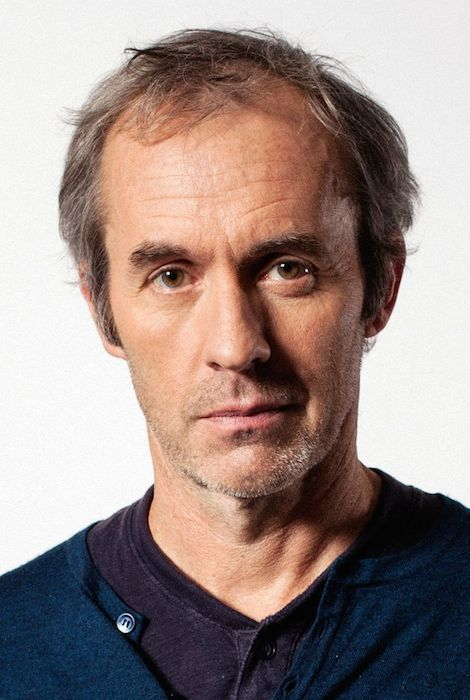 English actor, Stephen Dillane...