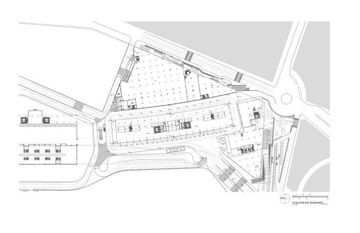 Galería de Estación de Transferencia Multimodal Cuatro Caminos / CC Arquitectos + JSa - 14