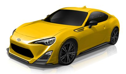 New Scion Cars| Coming Soon | FR-S RS 1.0
