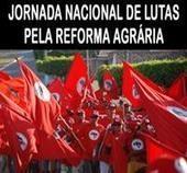#Brasil: #MST faz protestos em 17 estados por #Reforma #Agrária e #justiça