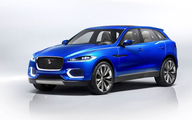 Jaguar C X17 Sports Crossover