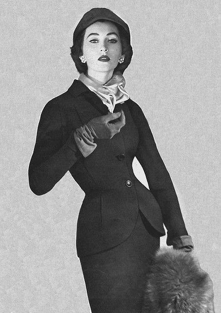 Christian Dior, 1950's