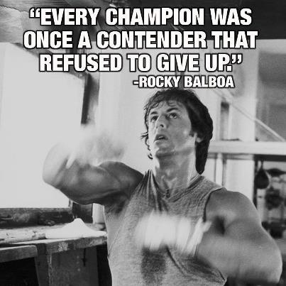 Adrian!! #rocky #quote #doyouremember