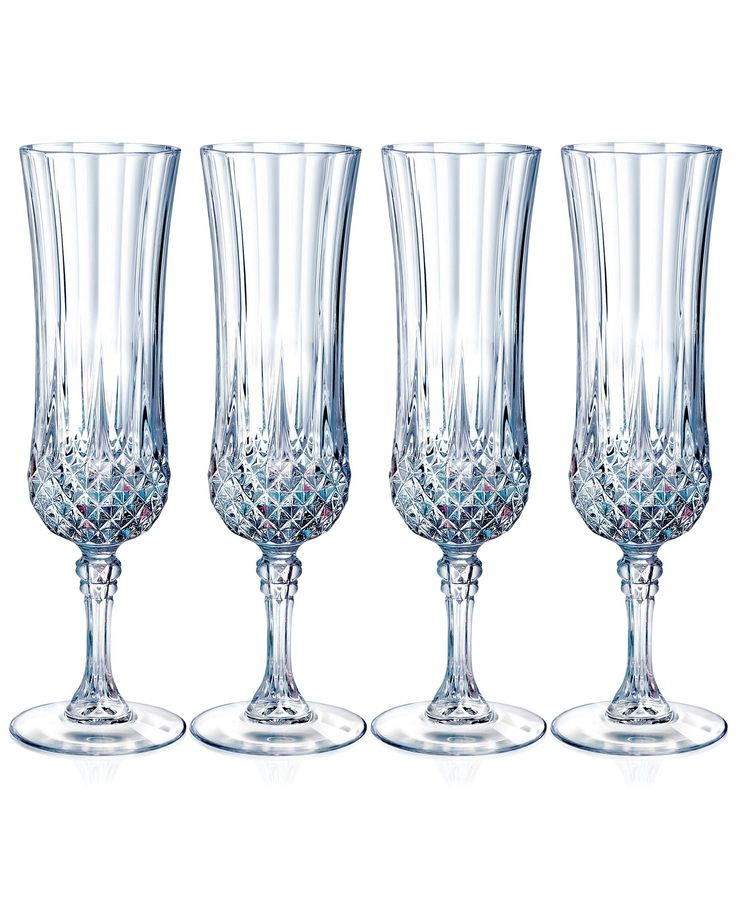 17 best images about cristal d 39 arques longchamp on - Verres cristal d arques longchamp ...