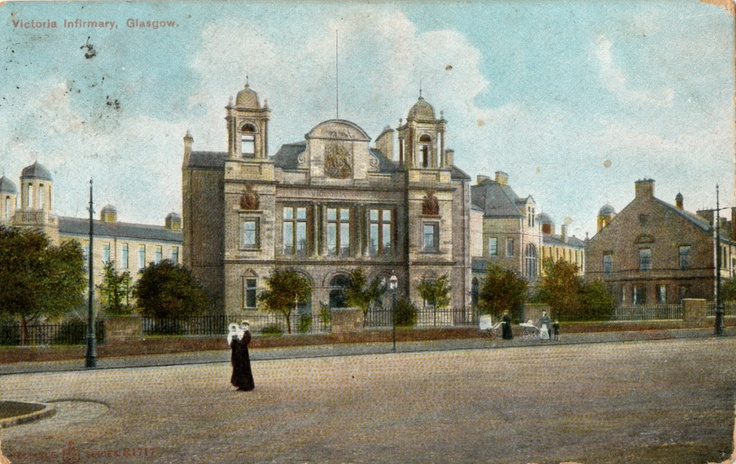 Victoria Infirmary, Langside Drive, Glasgow.