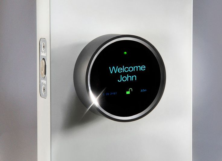Goji Smart Lock   Takes Pictures Of Who Is At Your Door And Automatically  Sends You Picture Alerts To Your Mobile Phone, Providing You With Real Time  ...