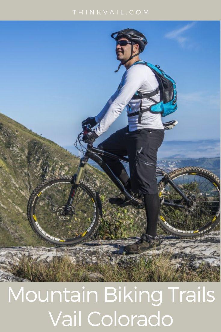 Vail Mountain Biking Trails Mountain Bike Trails Mountain