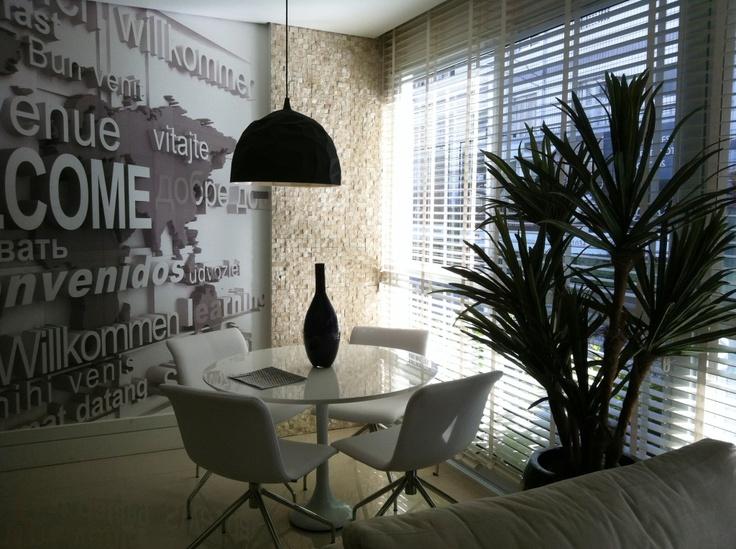 Decorado | Barão Office | Salas comerciais em Santos - http://ow.ly/aapaK
