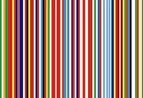 Barcode European Flag proposal by OMA | Images | Pinterest
