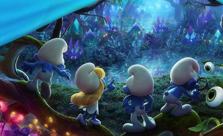 Os Smurfs e a Vila Perdida | Confira Novo Teaser do Longa