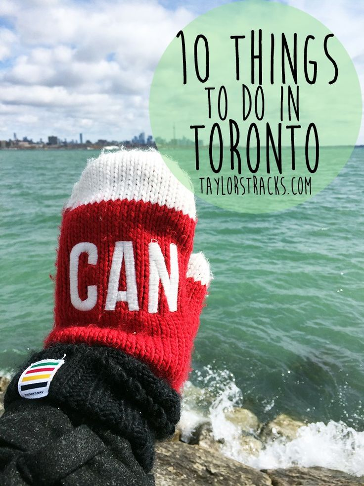 Toronto is full of entertainment, and is a city well worth your visit. Here are the top 10 things to do while visiting.