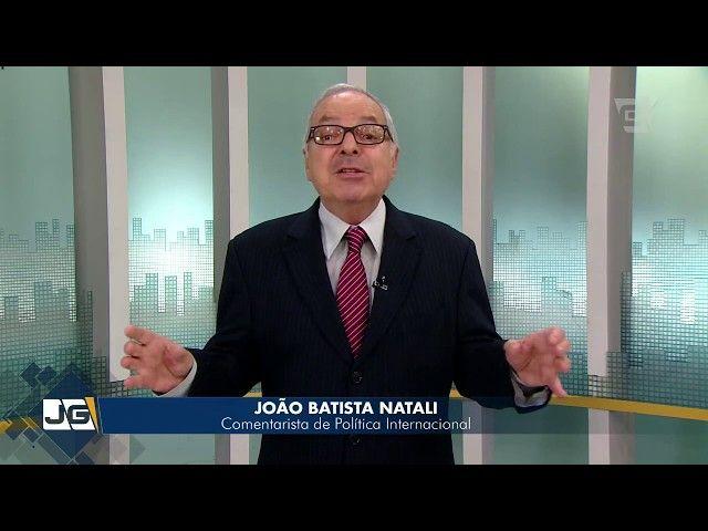 João Batista Natali/Países pobres sofrem mais com os desastres naturais