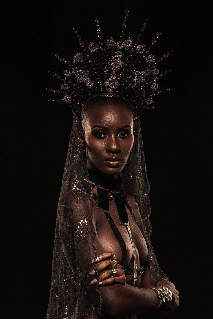 BLACK FASHION - khanos: ohwawa @ oye diran