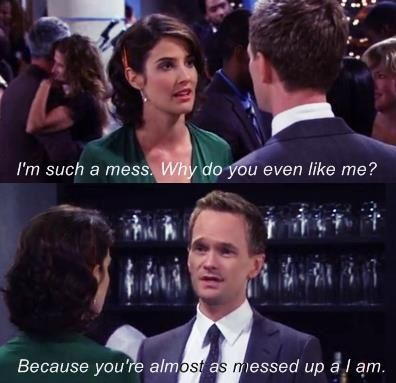 Isn't that what we're all looking for?? HIMYM