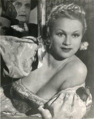 Adina Mandlova, film actress