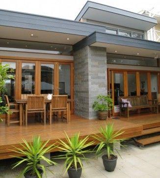 Melkman House contemporary exterior