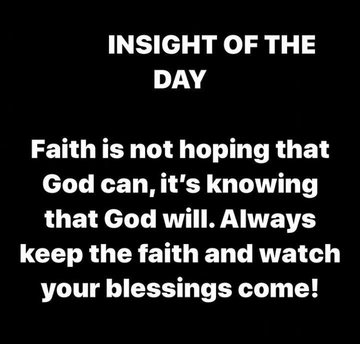Areeisboujee Keep The Faith Gods Love Faith