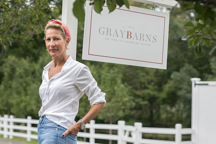 Designers Marsha and Nikki Glazer Discuss Transforming GrayBarns