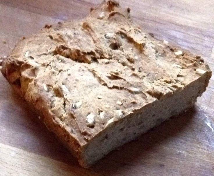 Przepis Wariant Chleb jaglano-gryczany (bezglutenowy) przez Kaskasto - Widok przepisu Chleby & bułki