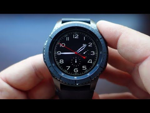 The best multi wallpapers watch faces for Gear S3, S2: 50 wallpapers in a single watch face - Andrasi.ro