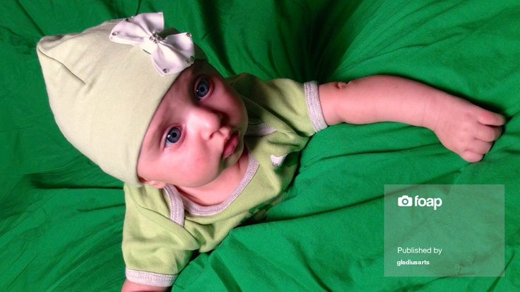 A great little picture for St. Paddy's day, baby blogs, and any other type of online media.  Foap - Royalty free stock photos. Pictures for web, print, marketing, blogs etc.